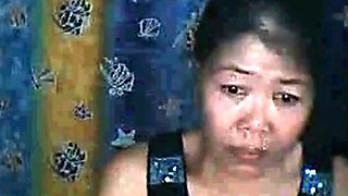 ASIAN GRANNY NEEDS HER ASS FILLED