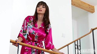 Lexi Luna is cheating on her husband for the first time ever and enjoying it a lot