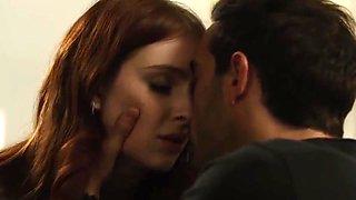 Hot Red Head Has Romantic Sex