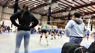 Leggings, sexy, volleyball