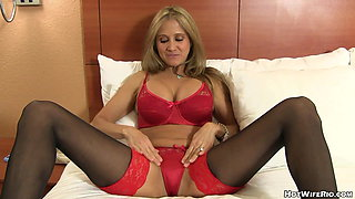 HOT WIFE banged by her younger LOVER!