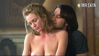 Awesome American actress Diane Lane and some nice titties massage