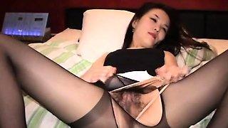Korean wife Lingerie fetish hommade mov