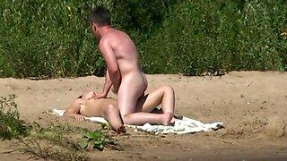 Nude beach wankers 10