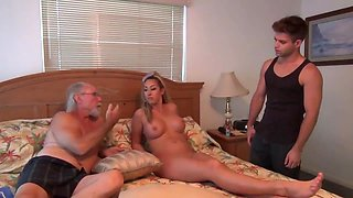 Janna Hicks In Stepmom A Bed Time Story