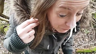 Outdoor Facial is So Refreshing / Nature Cumwalk