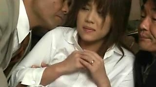 Japanese mother i'd like to fuck double penetration