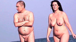 Voyeur Amateurs Nudist Beach - Compilation Hidden Cam Video