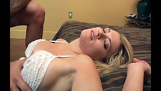 Beautiful Blonde College Girl Attacked Fucked and STrangled