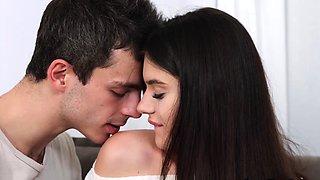 Casual Teen Sex - Nata Paradise - Romantic date and hot fuck