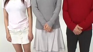 Fabulous Japanese slut Riri Kouda in Crazy Blowjob, Glory Hole JAV clip