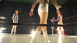 3VS2 mix wrestling