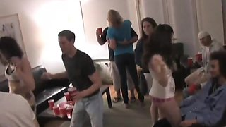 College fuck party teen riding