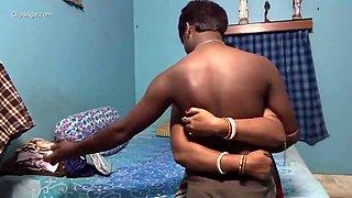 Desi Aunt Enjoying Sex With Her Neighbor Guy