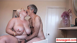 Gina George got her twat fisted and pounded