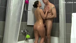 Mikes Appartment - Liza Del Sierra - French couple makes