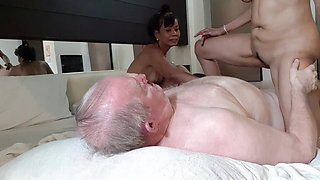 Squirting Crazy Girls - Eating Double Squirts Part 2