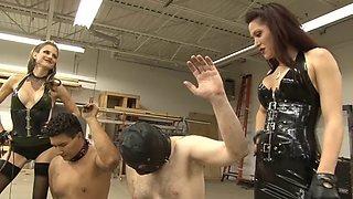 Alanna and Deanna Are Training Their New Employee