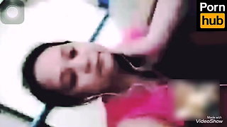 Filipina Girlfriend WhatsApp Video Call