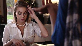 Dyked-  Hot Lesbian Boss Scissors Hot Teen