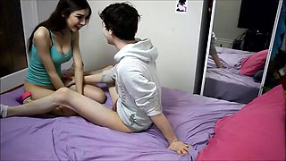₦ɇ₩ chloe night young couple first anal watch full- /