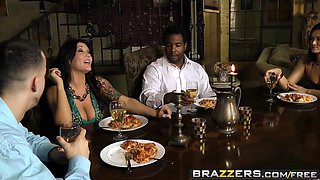 Brazzers - Real Wife Stories -  How To Get Ahead scene starr