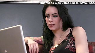 Anally Dominated By - Maya Kendrick And Anna De Ville