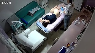 Hidden cameras. Beauty salon