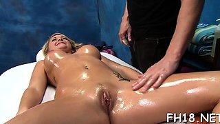 Nude hottie Chloe Addison blows big meat rocket
