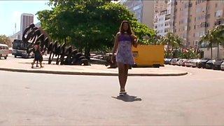 Crazy pornstar in exotic black and ebony, brazilian adult clip