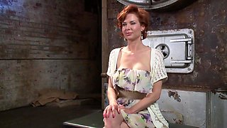 Veronica Avluv In Redhead Mommy Is A Sex Slave