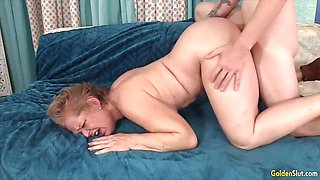 Horny Older Women Love Doggystyle Compilation