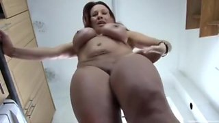 Giant Wife Vore & Pussy Insertion