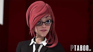 Hentai Sex School Episode 1 - Orientation Ft Whitney Wright,