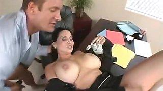 Harley Raine - Big Tits at Work