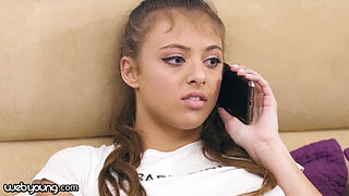 WebYoung My Naughty 18yo Girlfriend Snuck in to Scissor