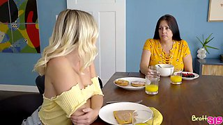 I Am Pregnant Prank On StepBrother