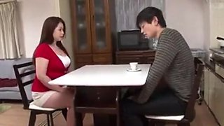 Japanese bigboobs aunty seduced by young nephew when uncle not home FULL STORY HERE: