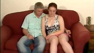 Bulky British Dilettante Large Tit Redhead Screwed