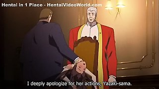 Incredible drama anime movie with uncensored group scenes