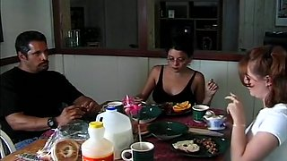 Two College Coeds Try Pussy Munching For The First Time.