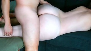 Young Step Son Destroys His Step Moms Big Ass!