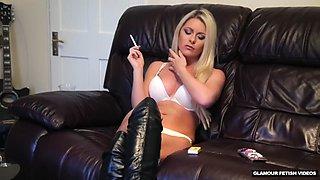 Mikaela witt smoking 2 (js)
