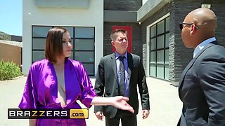 Brazzers - Real Wife Stories - Sovereign Syre  Ricky Johnson- Inexplicable Attraction