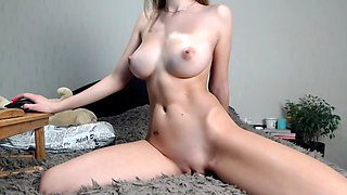 Very exciting clip from camshow of college girl (february, 5th)