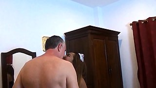 Maid finds porn playing on his laptop