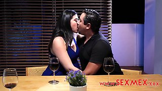 Claudia Valenzuela - sexual entertainment with my pregnant stepmother