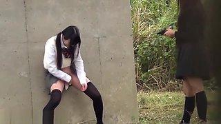 Amazing xxx clip Japanese crazy pretty one
