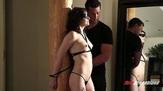 Hot Bondage Action - Kinky Sex Video