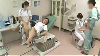 Japan medical fuck test